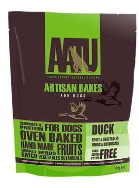 AATU Dog Artisan Bakes Duck 150 g