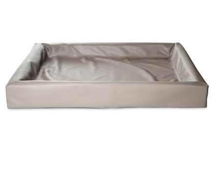 BIA BED 100 x 120 cm taupe