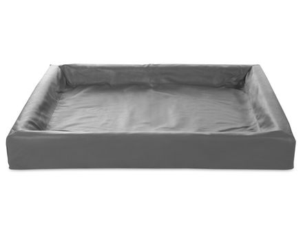 BIA BED 100 x 120 cm grey