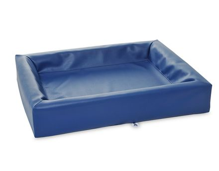 BIA BED 80 x 100 cm blue