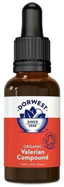 Dorwest - Organic Valerian Compound 30 ml