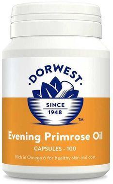 Dorwest - Evening Primrose Oil - 100 Capsules