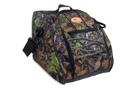 Firedog Mini Boot bag Woodland camo