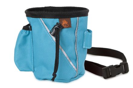 Firedog Treat bag small baby blue