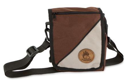 Firedog Messenger Bag brown/beige