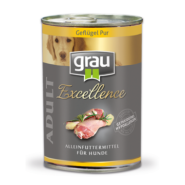 Grau Excellence ADULT Chicken pure 400 g