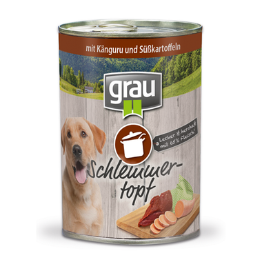 Grau Kangaroo and sweet potatoes 400 g