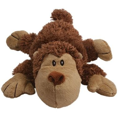 Kong Cozie Toy M Spunky the Monkey