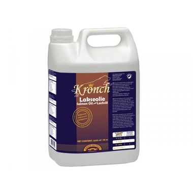 Kronch salmon oil for dogs 2500 ml
