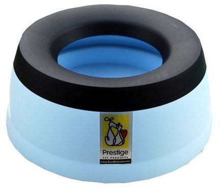 Road Refresher™ water bowl small 0,6 l blue