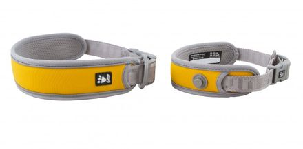Hurtta Adventure Collar Orange Sun 45 - 55 cm