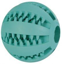 Trixie Denta Fun Mintfresh Baseball, Natural Rubber  5 cm