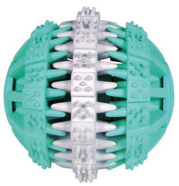 Trixie Denta Fun Mintfresh Ball, Natural Rubber 7 cm