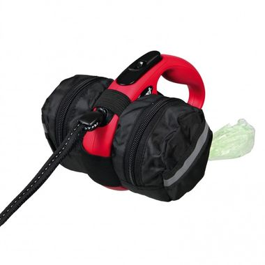 Trixie Bag for Retractable Leashes Size: S-M / 9 cm